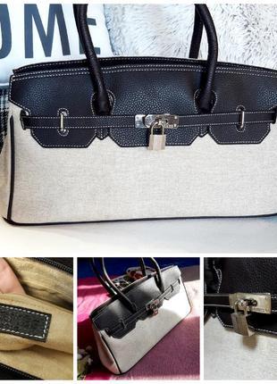 Якісна стильна сумка hermes/высококачественная сумочка люкс