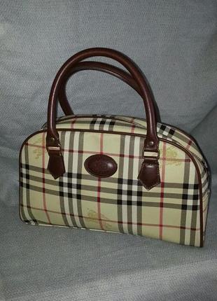 Кожаная роскошная сумочка