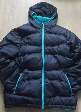 Оригинал.фирменный,качественный,теплый куртка-пуховик mckinley