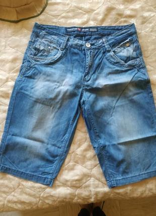 Мужские бриджы джинсовые шорты джинсовые