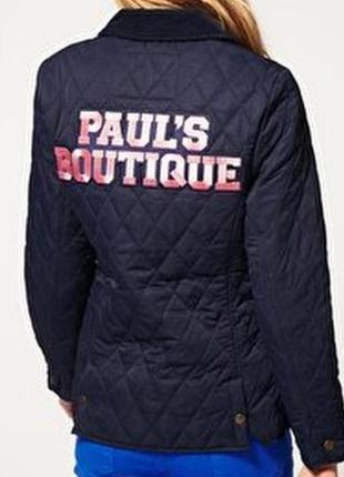 Ветровка куртка курточка paul's boutique