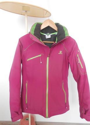 Куртка лыжная {трекинговая}salomon