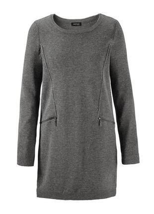 Платье-туника с шерстью tcm tchibo