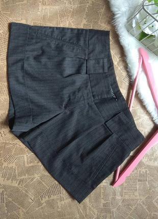 Шорти жіночі короткі сірі / шортики від фірми topshop
