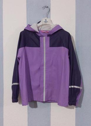 Куртка на вологу погоду дощовик