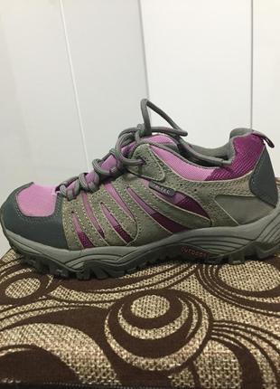 Peter storm трекинговые кроссовки 34 размер обувь в горы outdoor tri-tec