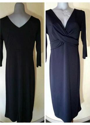 Женское платье миди