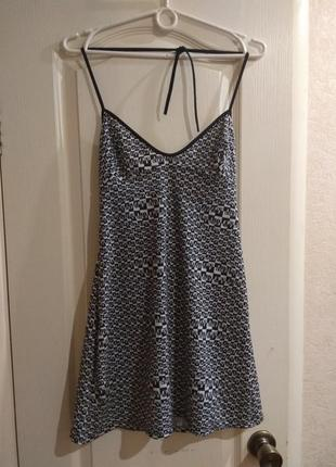 Пляжное платье gianfranco ferre винтаж