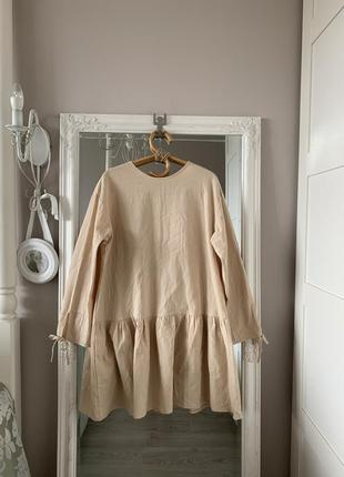 Сукня натуральна