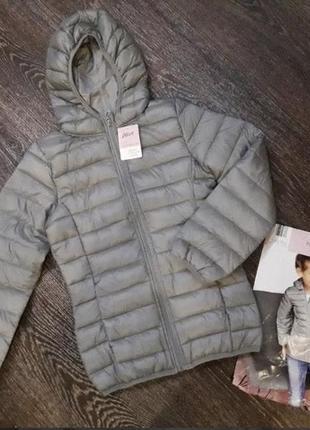 Легкая куртка alive германия