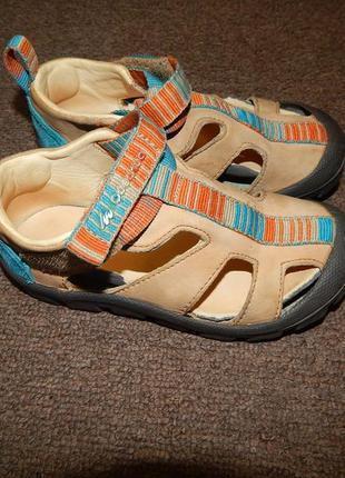 Босоножки сандалии quechua 25