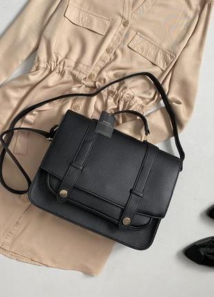 Новая стильная сумка портфель кросс боди house