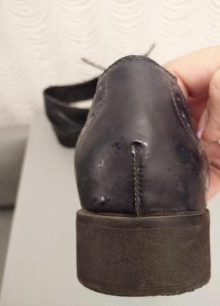 Туфли- оксфорды
