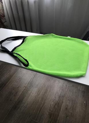 Сумка сітка пляжна сумка авоська сумка на літо сумка сетка пляжная сумка сумка на лето