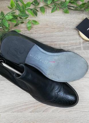 🌿37🌿европа🇪🇺 paul green. кожа. классные ботинки, челси на низком ходу4 фото