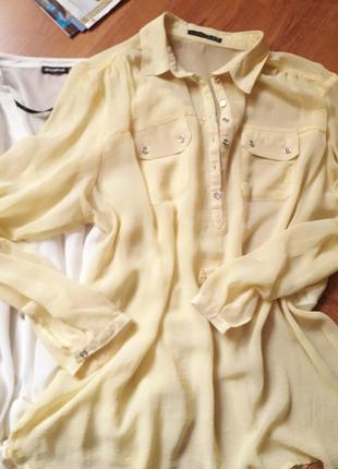 Рубашка-блуза2 фото