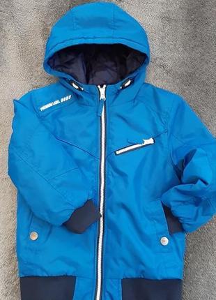 Стильна демі курточка george 4-5 років