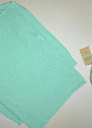 Льняной джемпер, джемпер oversize mint velvet, 100% лен