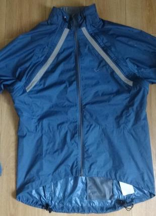 Куртка беговая nike 2 в 1 размер l
