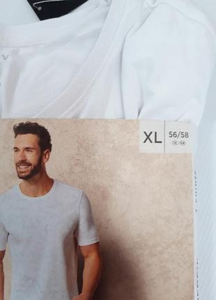 Набор из 3 мужчких футболок , германия  livergy  размер  xl