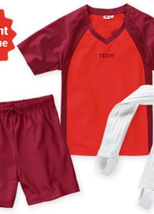 Crane kids / champions новый фирменный детский набор, костюм для футбола