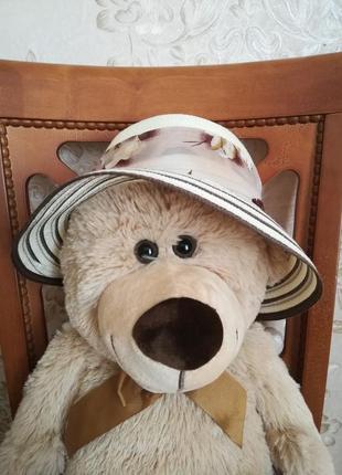 Шляпка пляжная, детская