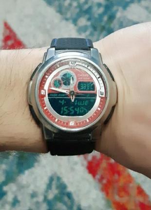 Часы casio outgear aqf-102w