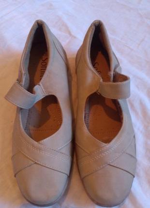 Женские туфли,softlites,великобритания