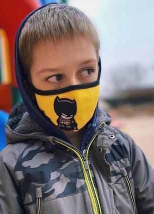 Детская защитная маска