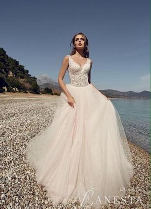 Свадебное платье lanesta quarts