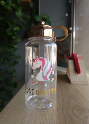 Бутылка единорог
