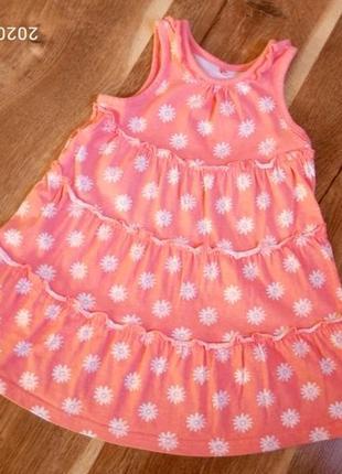 Платье сарафан george на 2-3 года
