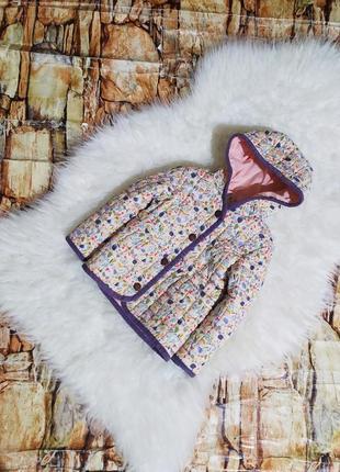 Стеганка, стёганая куртка для девочки