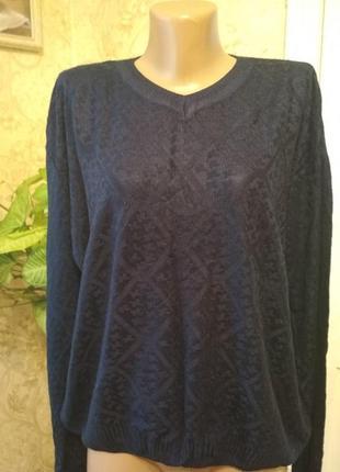 Турецкий тонкий свитер тaiko