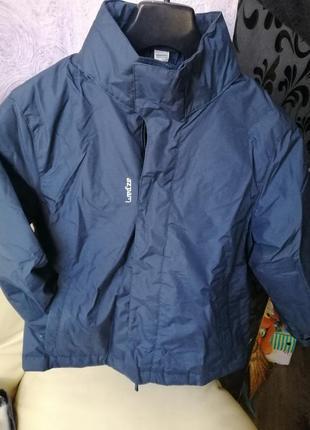 Термокуртка (куртка) на мальчика рр8лет (122-133см)
