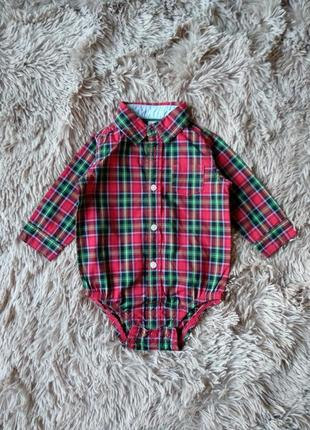 Бодик-рубашка