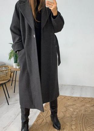 Кашемироаое пальто