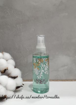 Спрей для тела и волос bath and body works - magic in the air, сша