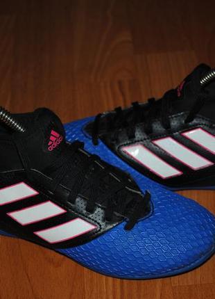 Сороконожки adidas 34 р