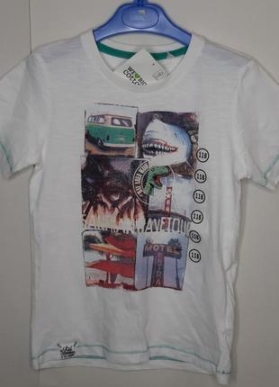 Фирменная футболка palomino(германия)р.92,104,110,116