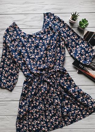 Легкое весеннее платье cropp
