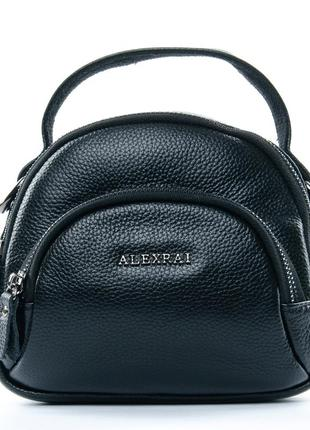 Женская кожаная сумка клатч шкіряний кожаный жіноча шкіряна