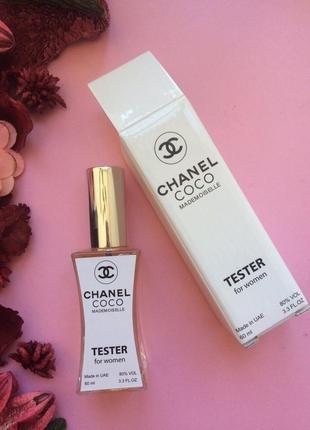 Chanel coco mademoiselle тестер 60мл