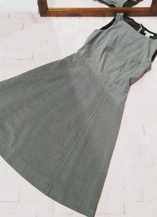 #розвантажусь платье с отрезной талией h&m