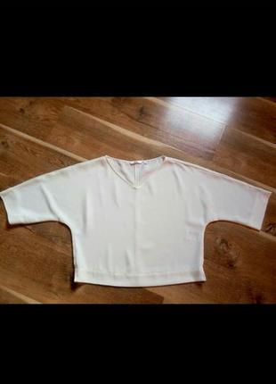 Лёгкий свитшот свободного кроя от uniglo 44 -46 размер