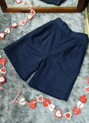 #розвантажусь приталенные шорты свободного кроя с высокой посадкой