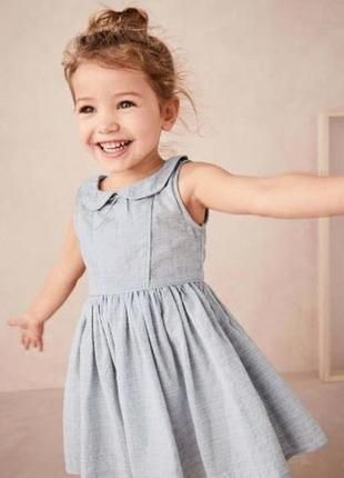 1,5-2 года, платье next.