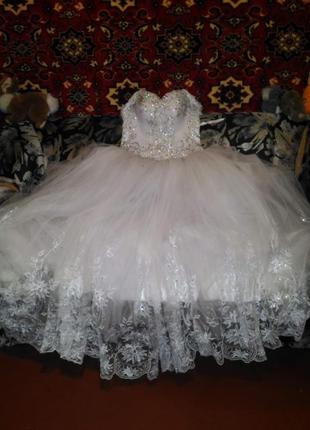 Свадебное платье #розвантажуюсь