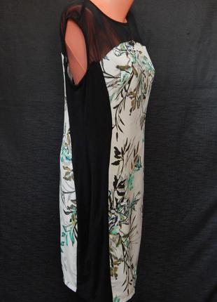 Вискозное платье wallis (размер 12)