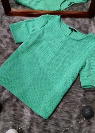 #розвантажуюсь топ блуза кофточка с перфорацией next